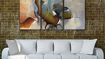Modern Paintings Fresher Than 60 x 30