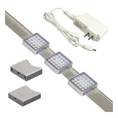 Jesco KIT-SD131-TR3-A Under Cabinet Light Kit