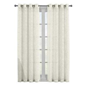 Prima Window Curtain 54 Quot X84 Quot Contemporary Curtains