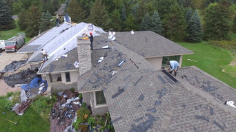 Huge Roofing Project