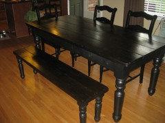 kitchen table granite slab top. Black Bedroom Furniture Sets. Home Design Ideas