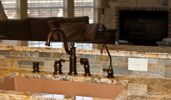 A Tuscan Inspired Kitchen In Colleyville