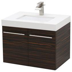 Contemporary Bathroom Vanities And Sink Consoles by Windbay