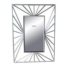 Star Frame Mirror, 80x110 cm