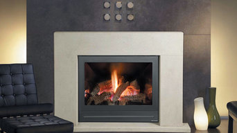 Gas Fireplaces - Heat & Glo