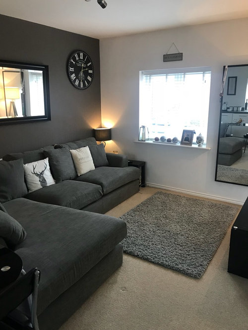 Will Grey Silver Carpet Go Well