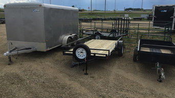 Trailers and Generators for Rent