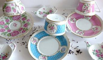 Arts de la table en porcelaine de Limoges