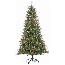 Traditional Christmas Trees by Gerson Company