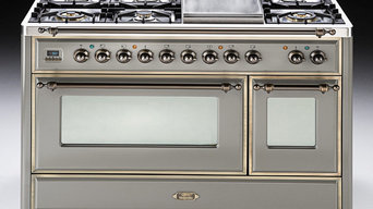 "Ilve Range 48"" Double Oven Griddle top"