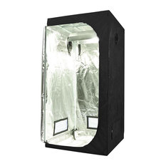 100% Reflective Mylar Hydroponics Grow Tent Non-Toxic Room Hut