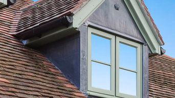 Green Window and Fascia