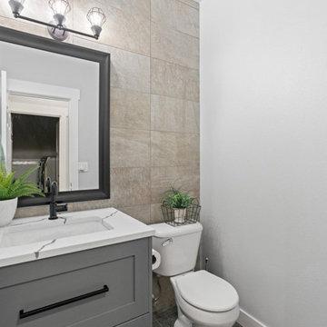 Modernized Toilet Room