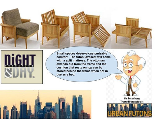 Urban Futons The Best Futon Store in NYC