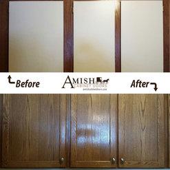 Amish Cabinet Doors - Appleton, WI, US 54913