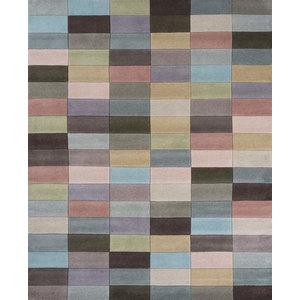Linie Romina Rug, Pastel Colours, 140x200 cm