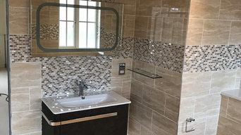 3 rooms turned into luxury en-suite bathroom