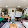 Creatives at Home: Artist Becc Orszag in Her Converted Garage Studio