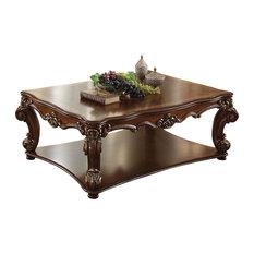 Acme Furniture - Acme Vendome Retangular Coffee Table, Cherry 82000 - Coffee Tables