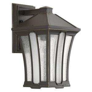 "Twain 1-Light Medium Wall Lantern, 7.75"""