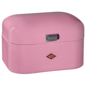 Wesco Single Grandy Bread Bin, Pink