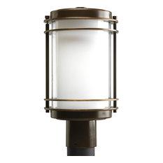 1-Light Post Lantern, Oil Rubbed Bronze