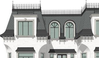 дом в французском стиле