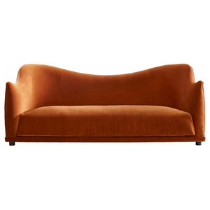 Tilda 4-Seater Velvet Sofa