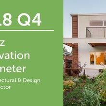 2018Q4 Houzz Renovation Barometer - Architectural & Design Sector
