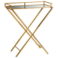 Cyan Design Bamboo Tray Table
