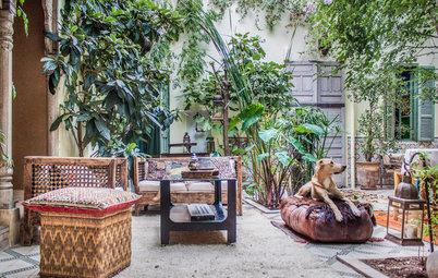 Wohntrend: Lassen Sie sich vom Riad-Style aus Marokko inspirieren