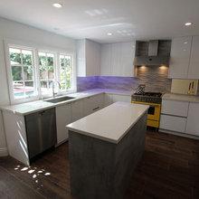 Laguna Hills Modern custom design build kitchen