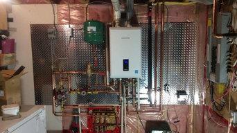 New Boiler (Tankless Water Heater)