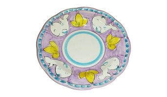 piatti decori vietresi animali
