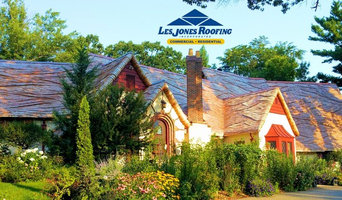 L.F. - Cedar Thatched Roof- Golden Valley