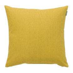 Spira / Allessa AB - Slat I Klotz Cushion Cover, Mustard - Scatter Cushions