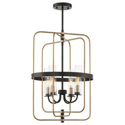 Transitional Pendant Lighting by Louie Lighting, Inc.