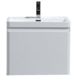 Transitional Bathroom Vanities And Sink Consoles by Bathroom Vanity Wholesale INC.