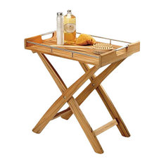 50 Most Popular Folding Outdoor Tv Tray Table For 2019 Houzz