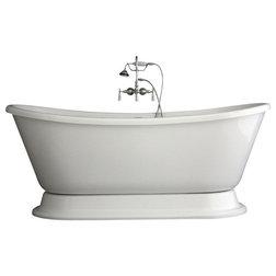Traditional Bathtubs by Baths of Distinction Inc.