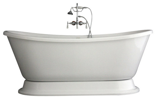 Charmant What Is The Water Depth To Overflow On This Tub?