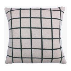 - Grid Cushion - Pink/Green - Decorative Cushions