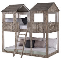 Look Out Tower Bunk Bed