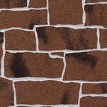 Delap Flexible Stone - Flexible Stack Stone Veneer For Houses Case Of 43.05 Sq Ft (4m2) - Natural marble chips