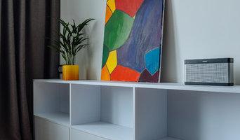 IT-apartment ot Zrobym Architect