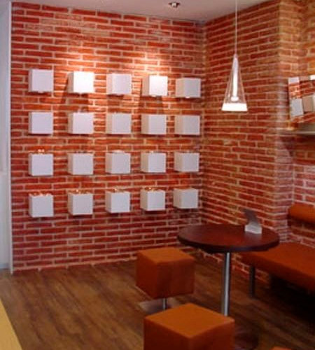 Faux Brick Paneling Ideas, Pictures, Remodel And Decor