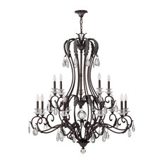 Hinkley Marcellina Chandelier Large Two Tier