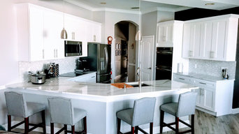 Land O Lakes | Contemporary | Flooring & Kitchen Remodel