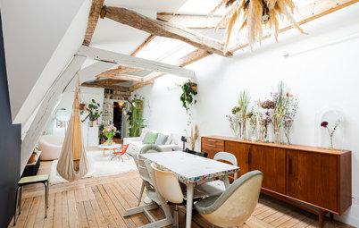 Avant/Après : De la créativité à revendre sous les toits de Paris
