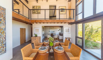 Industrial Mountain Retreat - Dining Room